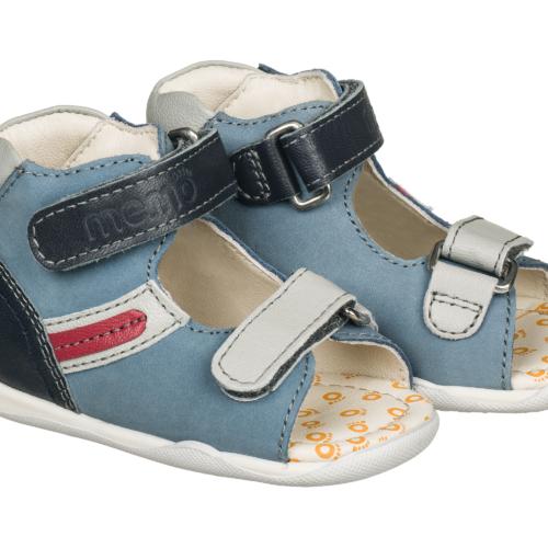 Miki kék baby Memo szandál (18-21-ig.) d2ab4ada21